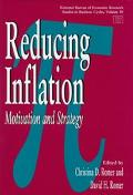 Reducing Inflation Motivation and Strategy