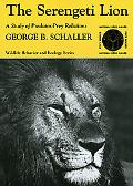 Serengeti Lion a Study of Predator-Prey Relations