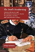 Devil's Handwriting Precoloniality and the German Colonial State in Qingdao, Samoa, and Sout...
