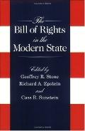 Bill of Rights in the Modern State