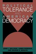 Political Tolerance and American Democracy (Midway Reprint)