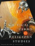Critical Terms for Religious Studies