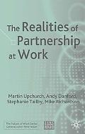 Realities of Partnership at Work