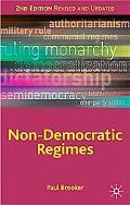 Non-Democratic Regimes