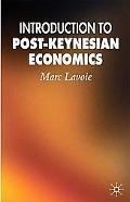 Introduction to Post-Keynesian Economics