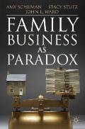Family Business as Paradox