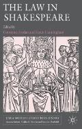 The Law in Shakespeare (Early Modern Literature in History)