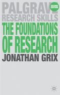 The Foundations of Research (Palgrave Study Skills)
