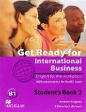 Get Ready for International Business Student's Book with BEC Level 2
