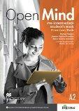 Open Mind British Edition Pre-Intermediate Level Student's Book Pack Premium