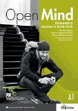 Open Mind British Edition Elementary Level Student's Book Pack