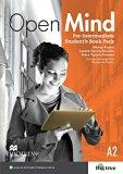 Open Mind British Edition Pre-Intermediate Level Student's Book Pack