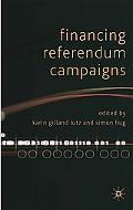 Financing Referendum Campaigns