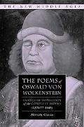Poems of Oswald von Wolkenstein
