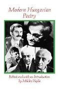 Modern Hungarian Poetry - Miklos Vajda - Hardcover