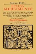 Samuel Pepys' Penny Merriments
