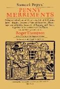 Samuel Pepys Penny Merriments