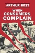 When Consumers Complain