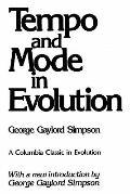 Tempo and Mode in Evolution