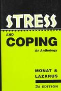 Stress and Coping An Anthology