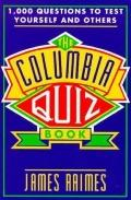 Columbia Quiz Book