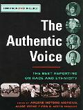 Authentic Voice The Best Reporting on Race and Ethnicity
