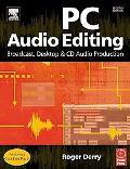 PC Audio Editing Broadcast, Desktop & Cd Audio Production
