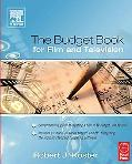 Budget Book for Film and Television