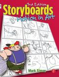 Storyboards Motion in Art