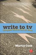 Write to TV Out of Your Head and Onto the Screen