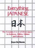 Everything Japanese