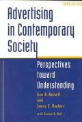Advertising in Contemporary Society Perspectives Toward Understanding