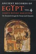 Ancient Records of Egypt The Twentieth Through the Twenty-Sixth Dynasties