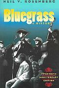 Bluegrass A History