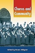 Chorus and Community