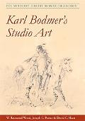 Karl Bodmer's Studio Art The Newberry Library Bodmer Collection