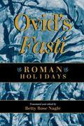 Ovid's Fasti Roman Holidays