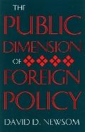 Public Dimension of Foreign Policy
