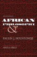 African Philosophy Myth and Reality