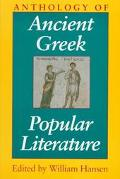 Anthology of Ancient Greek Popular Literature