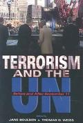 Terrorism and the UN Before and After September 11
