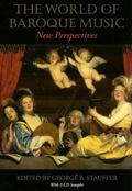 World of Baroque Music New Perspectives