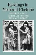 Readings in Medieval Rhetoric