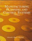 Manufacturing Planning and Control Systems