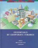 Essentials of Corporate Finance (Irwin Series in Finance)