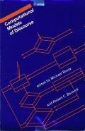 Computational Models of Discourse