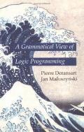 Grammatical View of Logic Programming