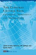 European Central Bank Credibility, Transparency, And Centralization