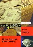 Investments Portfolio Theory and Asset Pricing