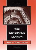 Generative Lexicon
